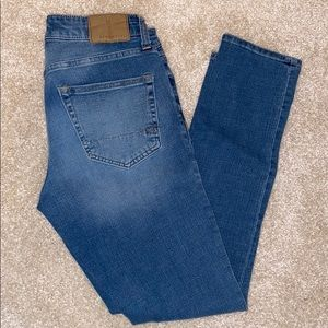 Men's Aeropostale Flex Effects Super Skinny Jeans